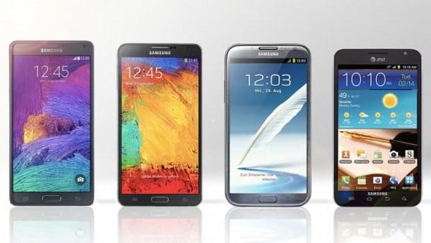 Üretken Samsung Galaxy Note serisine bir yenisi ekleniyor