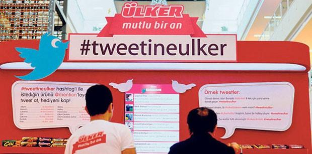 Sosyal Medyada ÜLKER Damgası