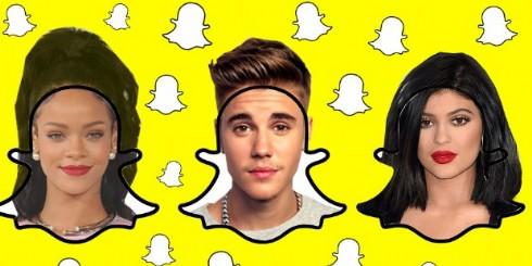 Snapchat günden güne büyüyüyor